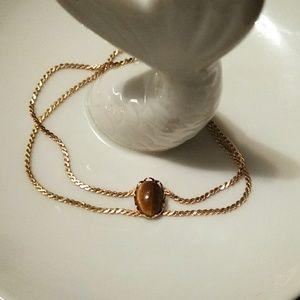 🌹ONE POSH PLACE BOUTIQUE🌹 Jewelry - ☀️🐯 NEW BEAUTIFUL BOHO TIGER'S EYE BRACELET